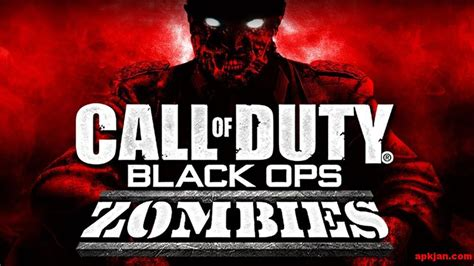 call of duty black ops zombies apk free call of duty black ops zombies v1 0 8 mega mod apk apkjan