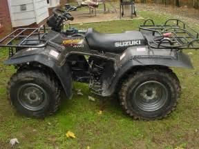 Suzuki King 300 4x4 Suzuki King 300 4x4 1997 487
