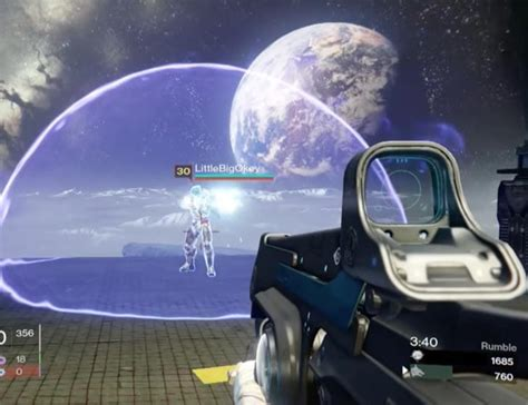 destiny hard light exotic rifle review after xur product