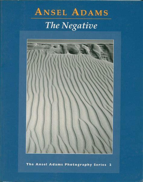 libro ansel adams in the el negativo idis