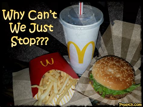 Resisting The Food Temptation by 7 Reasons You Can T Resist Your Fast Food Temptation