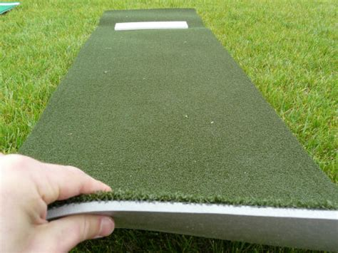Softball Pitching Mat by Turf360 11 L X 3 W Turf Softball Pitching Mat At