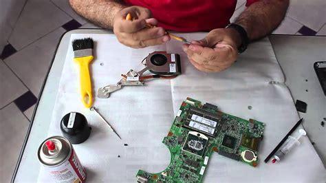 Fan Laptop Dell N4030 limpeza do cooler e troca da pasta termica notebook dell