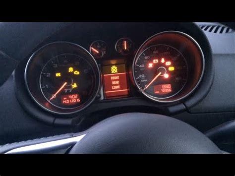 audi tt rear light cluster audi tt mk2 rear light error repair oem method earthing