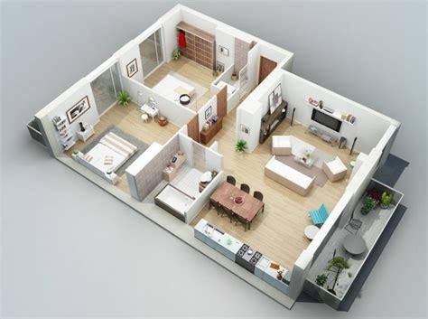 attractive inspiration 2 home design 3d plan de maison 3d floor plan maison 3d d appartement 2 pi 232 ces en 60 exemples