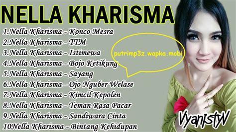 lagu nella kharisma full album  lagu lagu