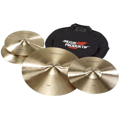 Handmade Cymbals - magnum handmade mhh 1 171 cymbal set