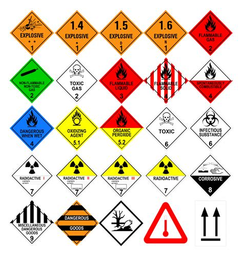 Label Sticker Dg Foto labels placards dangerous goods equipment pty ltd