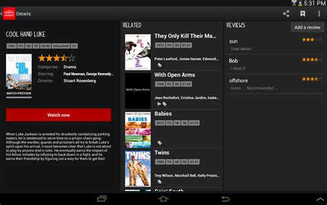 redbox app for android redbox instant android app updated with chromecast support 9to5google