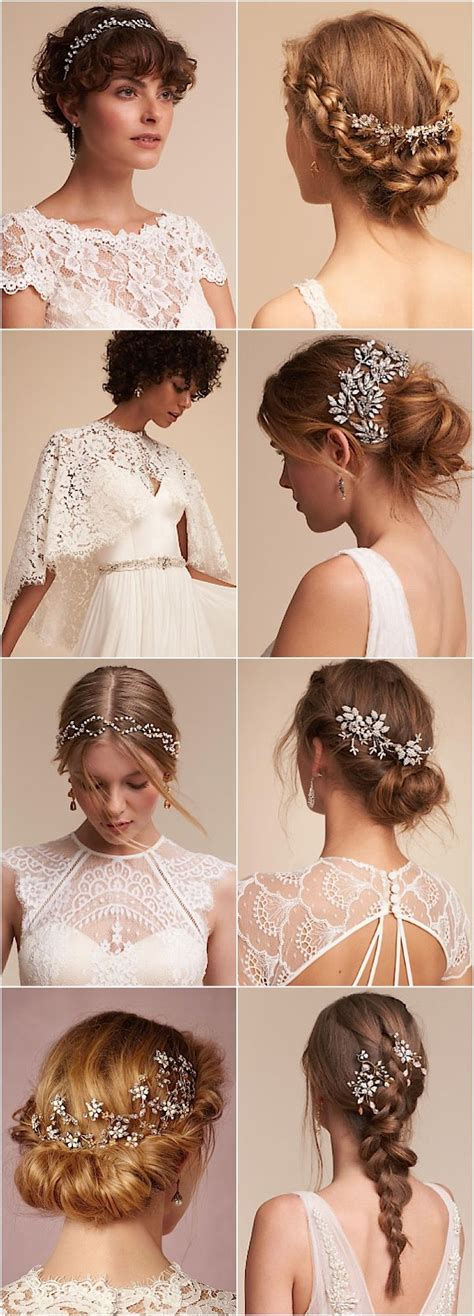 wedding inspiration ideas advice for weddings bhldn wedding hairstyle bhldn winter wedding hair accessory