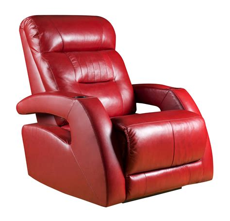 flat reclining chair lay flat recliner with modern style by southern motion