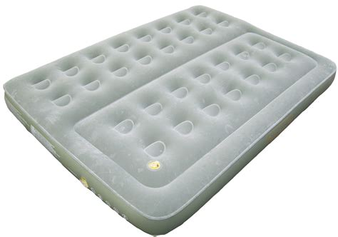 Dual Chamber Air Mattress by Coleman Comfort Airbed Airbeds
