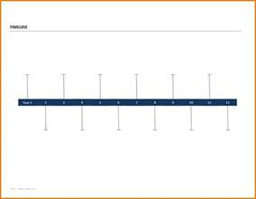 timeline template word timeline png scope of work template