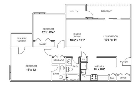 2 floor apartments two bedroom apartment floor plans and apartment floor