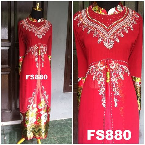 Dress Batik Silk Lexoir Baju Grosir Tanah Abang fs880c fika shop