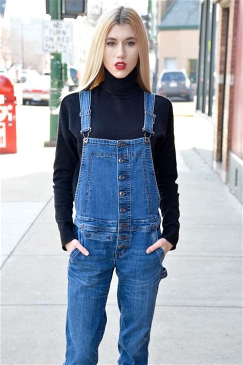 black turtleneck gap sweaters blue overalls free