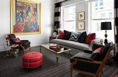 dekorieren eines wohnzimmers das wohnzimmer rot gestalten 79 einmalige wohnideen