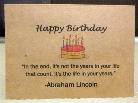 abraham lincoln birthday card happy birthday greeting card birthday cake by
