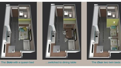 4 Floor Apartment Plan by Urban Micro Apartments The Future Of Apartment Living