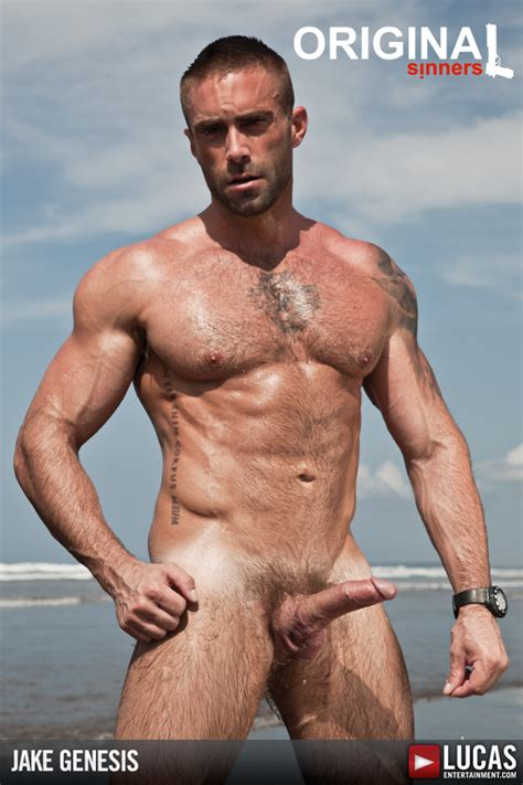Jake Genesis Gay Porn Models Lucas Entertainment Official Website