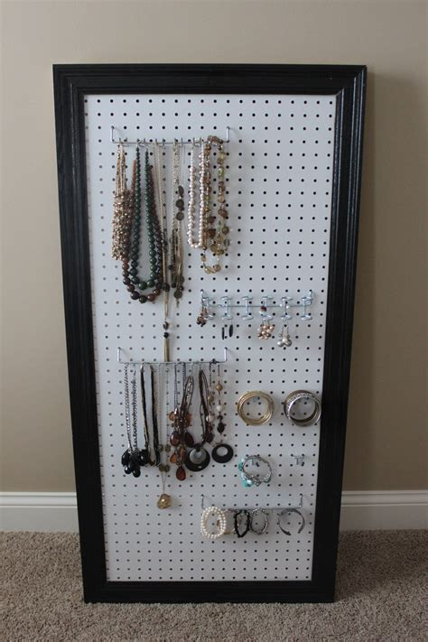 diy pegboard diy pegboard display images