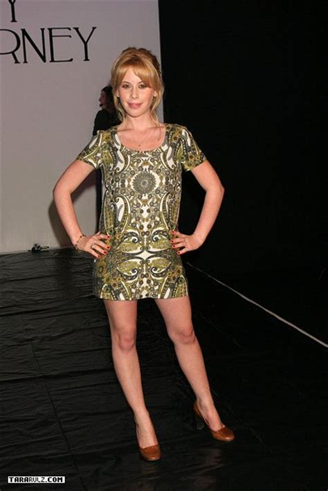 Fashion Week 2007 Day 3 by Tararulz Tara Lipinski Always A Chion