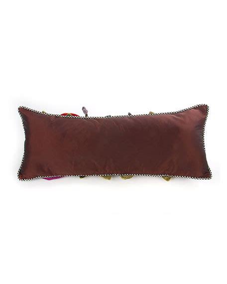 Childs Pillow by Mackenzie Childs Botanica Lumbar Pillow