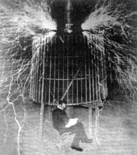 Nikola Tesla Transformer Our World Has Been Invented By Tesla Clouddragon