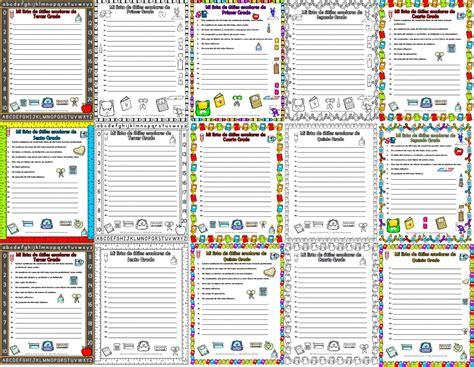 imagenes para listas escolares lindos formatos y listas de 250 tiles escolares de todos los