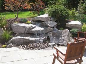 Small Ponds For Backyard Custom Water Feature Design In Nh Amp Ma Terrain Planning