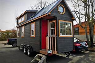 homes on wheels a luxury tiny house on wheels is full of big extras curbed seattle