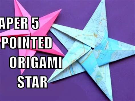 how to make an origami 5 pointed how to make ring beading tutorial my crafts and diy