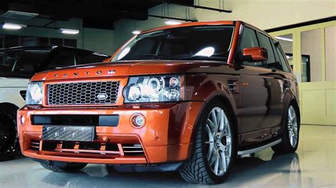 fantom styling range rover sport youtube