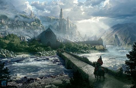 Design House Online Free Game 3d by Epic Fantasy Landscape Concept By Zulusplitter On Deviantart