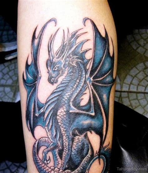 winged dragon tattoo designs tattoos designs pictures page 4