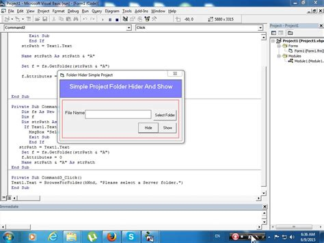 simple visual basic program visual basic beginner program free programs utilities