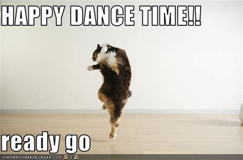 Happy Dance Meme - the dandy bandy may 2012