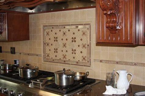 kitchen tile designs behind stove eureka kitchen ornate tile backsplash behind stove jpg
