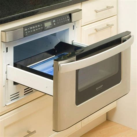 Drawer Microwave Sharp by 25 Best Ideas About Microwave Drawer On