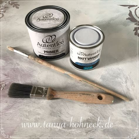 autentico chalk paint primer hohneck beautiful things for a beautiful