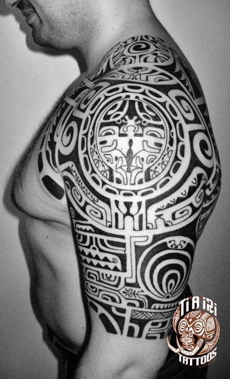ti tattoos best 25 polynesian tattoos ideas on
