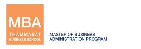 Business Management Mba Course by The Master S Degree Program Thai Program Thammasat