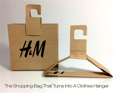 Hm Bag Original great green packaging 10 sustainable innovations webecoist