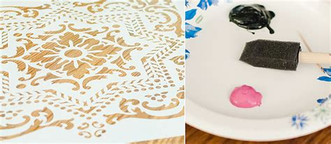 fabric pattern stencils ideas gallery for gt fabric painting stencils