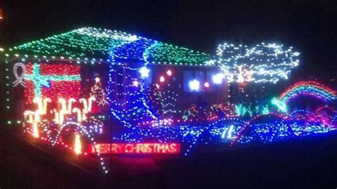 map nanaimo mid island s best christmas light displays