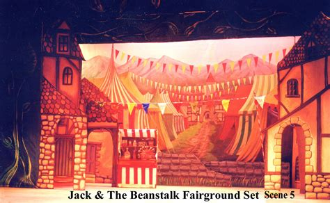 Lion Curtains The Pantomime Store Pantomime Scenery