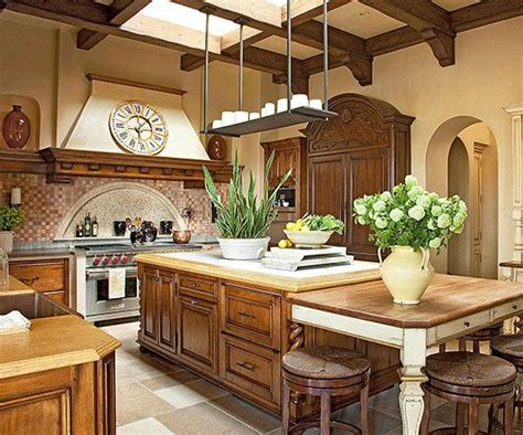 beautiful kitchens with colors