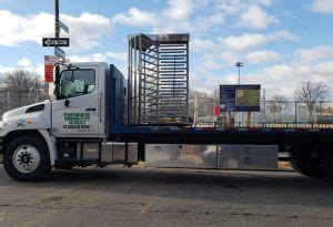 air ride flatbed trucking coram ny mcguire trucking service