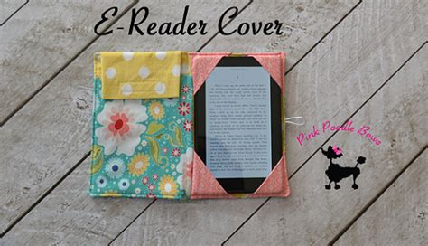 sewing pattern kindle cover kindle cover pattern ereader case pattern pdf sewing