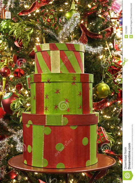 christmas packages royalty free stock images image 1523989